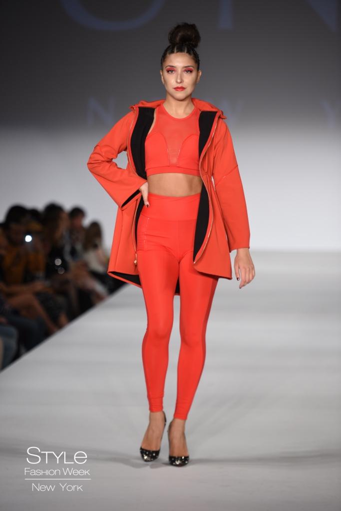 Funari New York Style Fashion Week SS19 New York - Photographer Mark Gunter Mark G-220